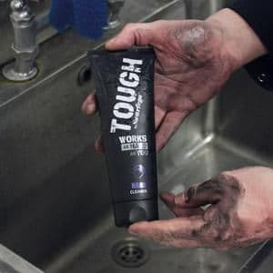 Swarfega TOUGH STHC250ML Heavy Duty Hand Cleaner, Remove Grease, Grime, and Oil